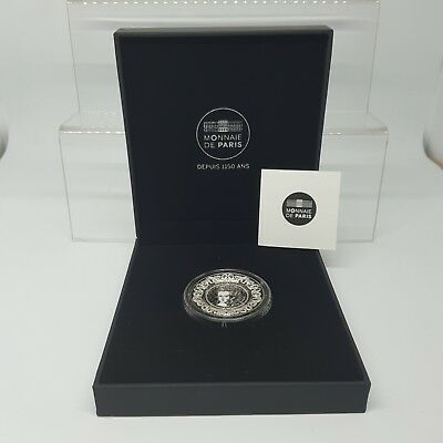 FRANCIA 10 EUROS 2015 PROOF PLATA - FRENCH EXCELLENCY - Manufacture de Sèvres