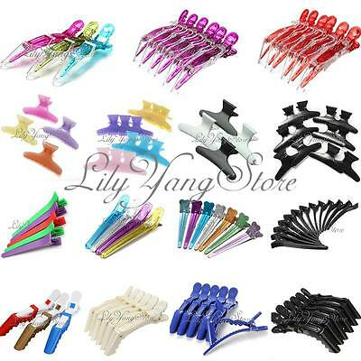 Hairdressing Butterfly Hair Claw Salon Hairdresser Section Clip Clamp Tool Hot