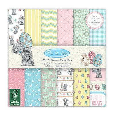 Dovecraft Me to You - Easter Paper Full Pack 6x6