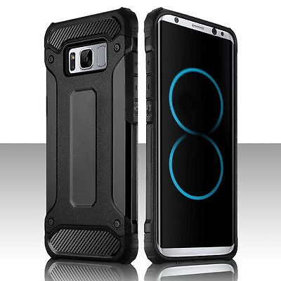 Premium Armor Case for Samsung Galaxy S8 Protective Shockproof Back Cover