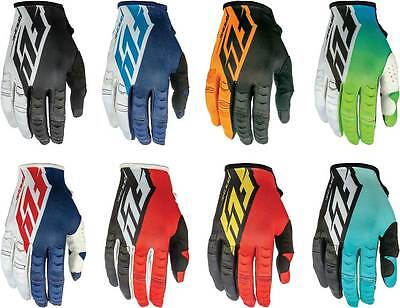 2016 Fly Racing Kinetic Gloves - Motocross Dirtbike MX ATV Mens Riding Gear