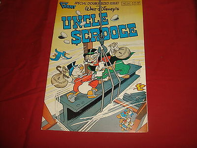 Walt Disney's UNCLE SCROOGE #241  Gladstone Comics - NM