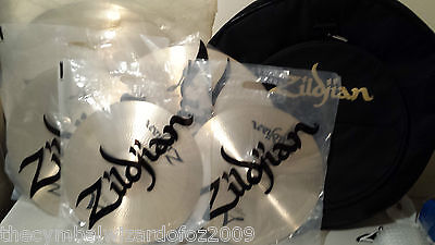 Zildjian A Sweet Series Cymbal Pack Set 14,16,18,21 + Free Cymbal Bag