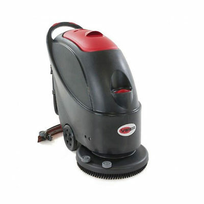 "NILFISK VIPER AS510B Battery Operated 20"" Compact Walk Behind Scrubber Dryer"