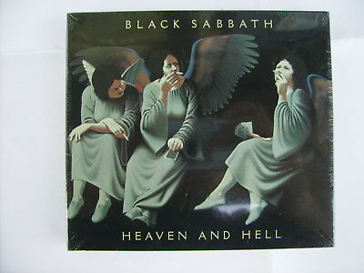 Black Sabbath - Heaven And Hell - 2Cd Deluxe Collector's Edition New Sealed 2010