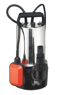1100W Nordstrand Premium Stainless Steel Flood Water Electric Submersible Pump