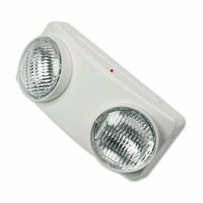 "Tatco Swivel Head Twin Beam Emergency Lighting Unit, 5-1/2"" (TCO70012)"
