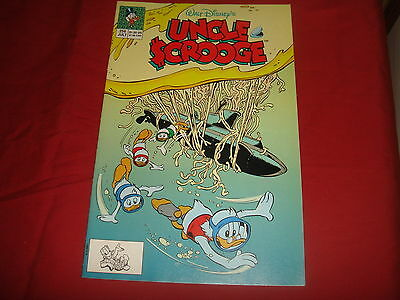 Walt Dinsey's UNCLE SCROOGE #256  Disney Comics - NM