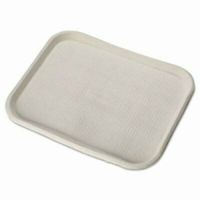 Chinet Savaday Food Trays, 14 x 18, White, Rectangular, 100 Trays (HUH20804CT)