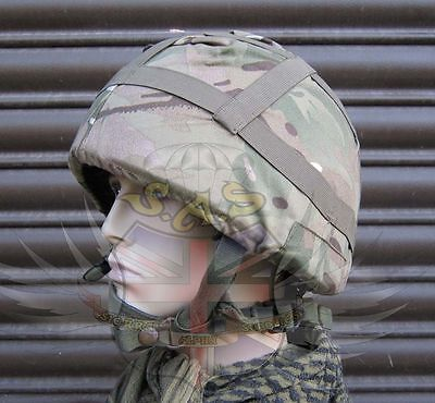 409a64d82b59f New British Army Surplus Mtp Camouflage Mk.6 Cotton Cover Will Fit Para Lid-