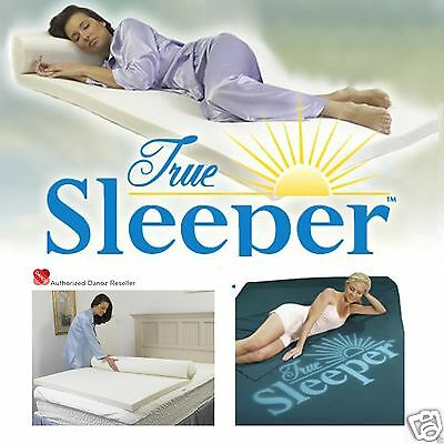 Danoz True Sleeper Mattress Topper - All Sizes Available + Warranty✓ Authentic✓
