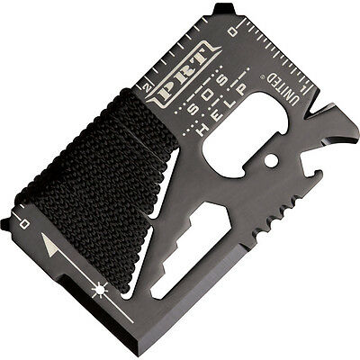 M48 Credit Card Bushcraft Hiking EDC Pocket Survival Rescue Tool Opener Saw NEW