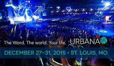 Urbana Conference Ticket