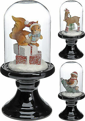 Vintage Victorian Style Christmas Glass Christmas Table Decoration Xmas Tree