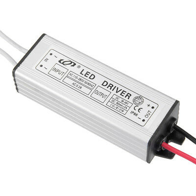 AC 110-265V to DC 38-68V 300mA IP66 12-18x1W LED Lightstrip Power Supply Driver