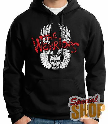 "SUDADERA CON CAPUCHA ""THE WARRIORS-SYMBOL COLORS"" HOODIE-ENVIO 24/72 h"