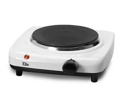 Waring pro countertop portable single burner