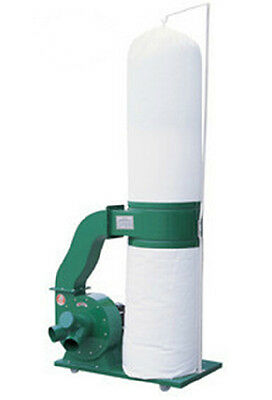 2 HP Dust Collector Vertical Bag Dust Collector 110V Air Suction Capacity500CFM