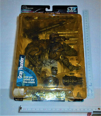 MCFARLANE Spawn GRAY THUNDER SERIES 15: TECHNO SPAWN