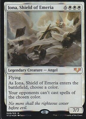 MAGIC Iona Shield of Emeria FOIL From the Vault Angels