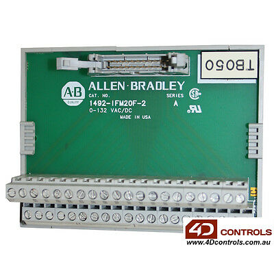 Allen Bradley 1492-IFM20F Digital IFM - Used - Series B