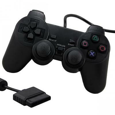 Mando Pad Gamepad Para Ps2 Dual Shock 2 Ps 2 Playstation 2 Vibracion Play Game .