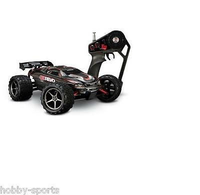 Traxxas E-Revo 1/16 4WD RTR Brushed Motor With 2.4Ghz Radio System TRA710541