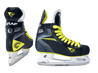 Graf Supra G3035 Senior Ice Hockey Skates (NEW)