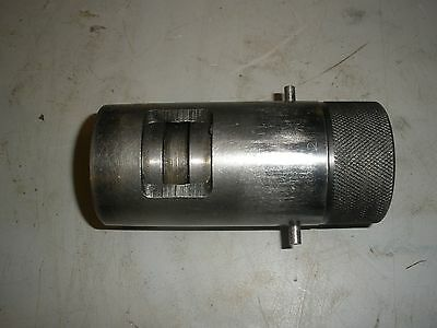 "Winslow Drill Grinder Collet Chuck 2"" Dia. x 4 ½"" Long"