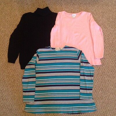 Casual Maternity Top Bundle - Size S (New Addition, Oh Baby, ANA, - 3 Pieces)
