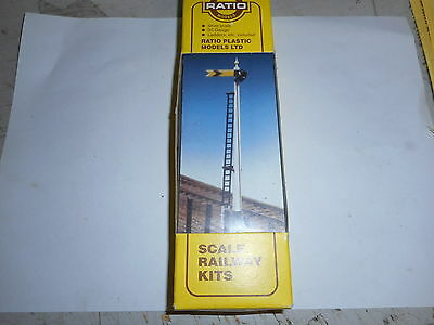 Ratio Oo Scale Square Post Signal Kit