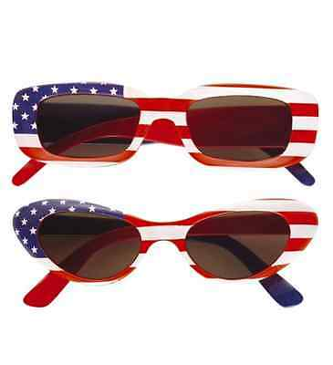 Usa Brille American Independence Tag Stars & Stripes