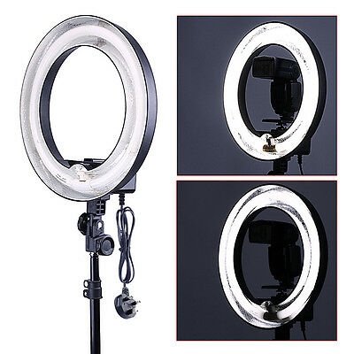 Neewer 14'' Outer 400W 5500K Photographic Lamp Ring Fluorescent Flash Light