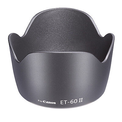 Neewer Lens Hood Flower Lens Hood for Canon EF 75-300mm 55-250mm Lenses ND#17