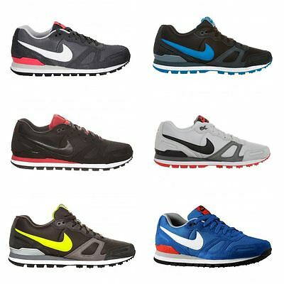 Nike Air Waffle Leather Mens Trainers