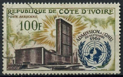 Ivory Coast 1962 Sg#219 Admission To UN Used #D1107