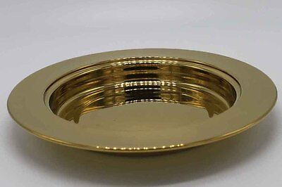 Brasstone--Stainless Steel Communion Bread Tray