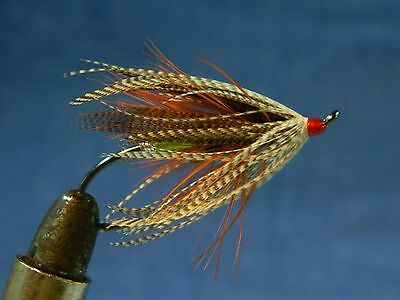 Classic flie for Atlantic salmon fly fishing - Vintage Spey fly pattern