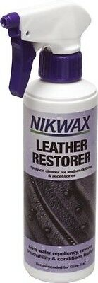 Nikwax Leather Restorer Equine Horse Leather Care