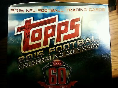 2015 Topps Football U Pick 10 Base 1000 Yard Club 4000 Yard Club 60 Anniversary