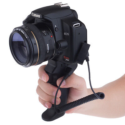 Shutter Release Cable-C (RS-60E3 Replacement) for Canon Rebel T5i T4i T3i T3 T2i