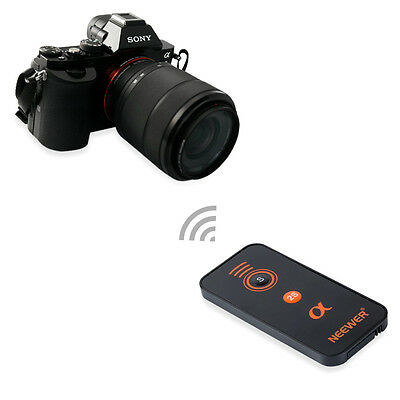IR Wireless Shutter Release Remote Control for Sony Alpha Series(2 Pieces)