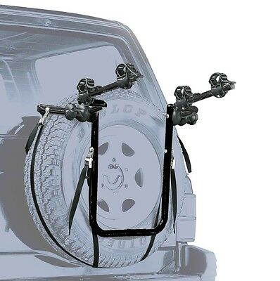 Rear Mounted Spare Wheel Cycle Carrier for Land Rover Freelander 1998-2005