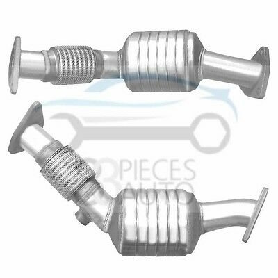 Pot Catalytique VW PASSAT 2.0TDI (catalyseur/collecteur) BGW moteur 11/03-6/05