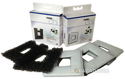 Fluval Chi Combo Pack Filter Pads Foam Pads Tropical Cold Aquarium Fish Tank