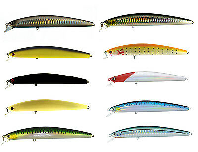 "Daiwa Salt Pro Minnow Floating Model 5 1/8"" Dspm13F (13 Cm) Bass Fishing Lure"