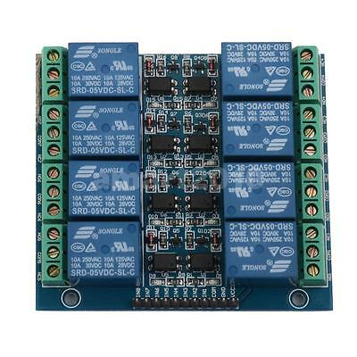 8-Channel DC 5V Relay Module Board for Arduino Raspberry Pi DSP AVR PIC ARM