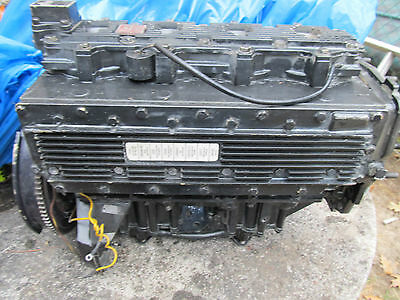 Force 125Hp Powerhead 1988-1989 Fc686010 Fresh Water With Stator And Flywheel