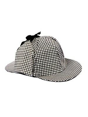 5c5b80e3d6bfb SHERLOCK HOLMES COSTUME Hat Adult One Size -  14.95