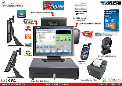 Free POS Point of Sale System / Restaurant/ Retail/ F. Yogurt - $69/mo